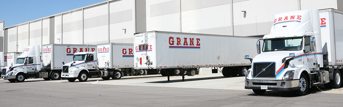 Transportation Services | Grane Transportation
